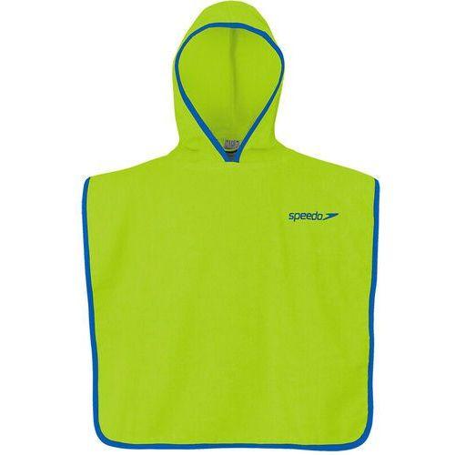 speedo Microterry Ponczo 60x60cm, apple green 2020 Ręczniki i szlafroki sportowe