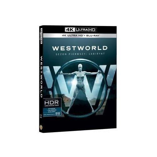 Galapagos Westworld: sezon 1 ( blu-ray - jonathan nolan. darmowa dostawa do kiosku ruchu od 24,99zł (7321999347765) - OKAZJE