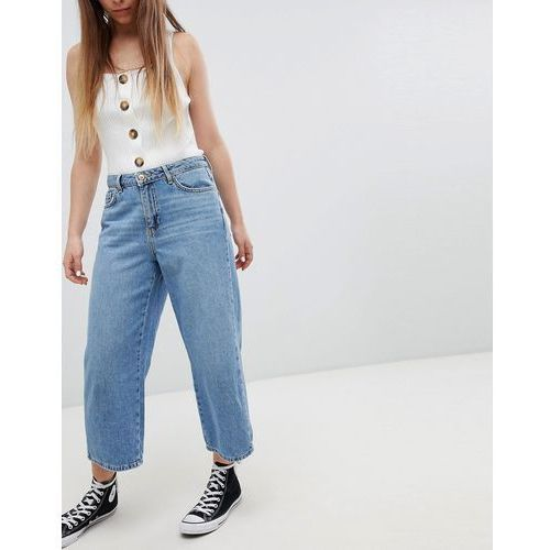 wide leg jean - blue marki New look
