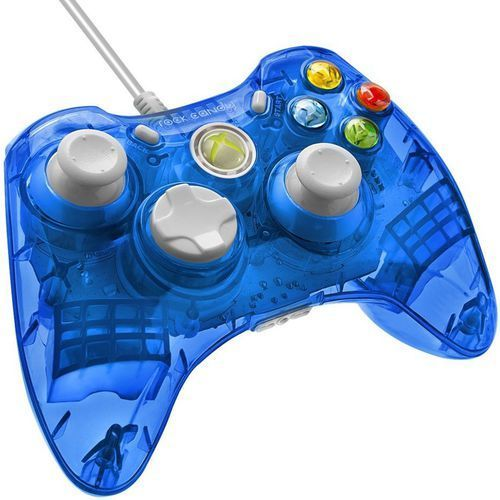 Kontroler PDP Rock Candy Xbox 360 Niebieski