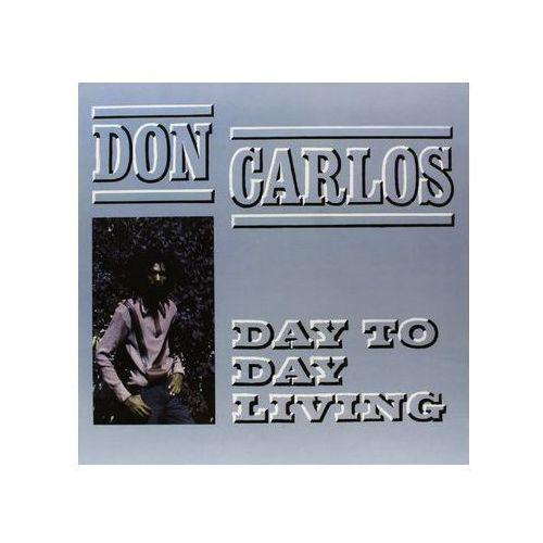 Day to day living - don carlos (płyta winylowa) marki Greensleeves