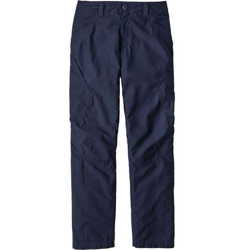 Patagonia VENGA ROCK PANTS Spodnie materiałowe navy blue (0190696398915)