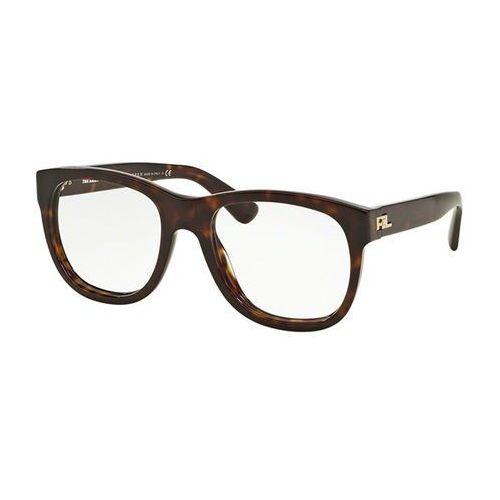 Okulary korekcyjne  rl6143 the new ricky 5003 marki Ralph lauren