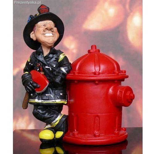 Figurka Strażaka Skarbonka
