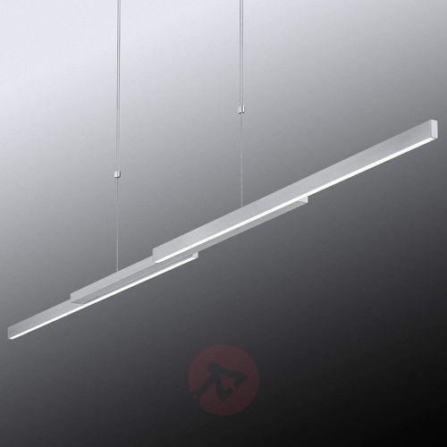 Rozsuwana lampa wisząca LED Ares sterowana gestami (4250035825536)