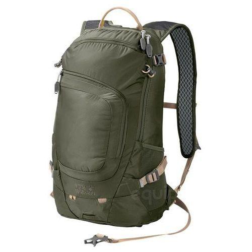 Plecak turystyczny Jack Wolfskin Crosser 18 - woodland green