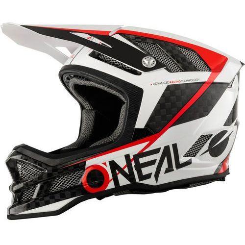 Oneal blade kask rowerowy biały/czarny s | 55-56cm 2019 kaski rowerowe (4046068501512)