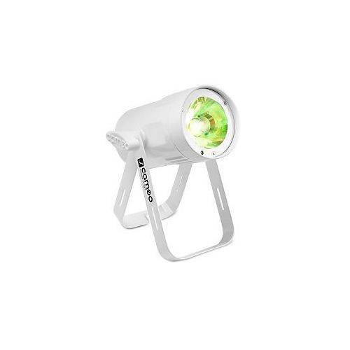 Cameo Light Q-Spot 15 W WH - Compact Spot Light with 15W warm white LED in white housing