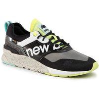 Sneakersy - cmt997hd czarny kolorowy, New balance, 41.5-46.5