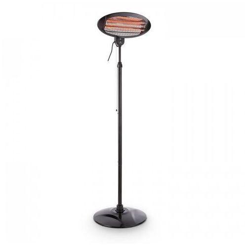Blumfeldt DURAMAXX Shinny Hot Roddy grzejnik promiennikowy tarasowy kwarc 3 poziomy 2000W