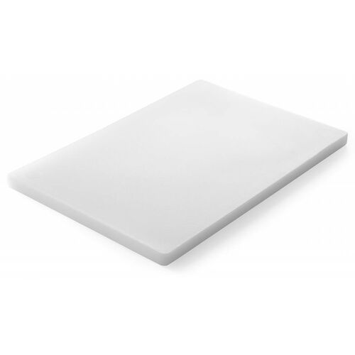 outlet - deska do krojenia z polipropylenu | 500x350mm - kod product id marki Hendi