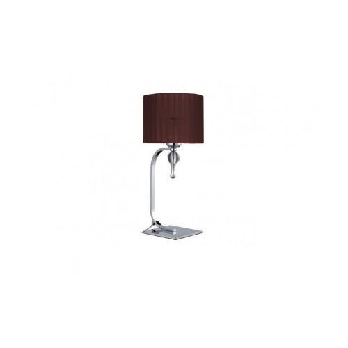 Azzardo Lampa stojąca impress brown