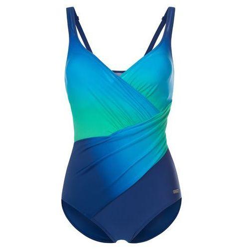 LASCANA Kostium kąpielowy blue/turquoise, kolor niebieski