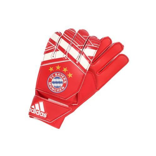 adidas Performance YOUNG PRO FC BAYERN MÜNCHEN Rękawice bramkarskie red (4058031864593)