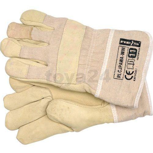 Vorel Rękawice robocze skórzane / 74001 / - zyskaj rabat 30 zł (5907522961596)