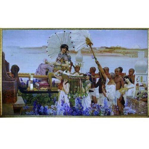 Deco-strefa – dekoracje w dobrym stylu Reprodukcja the finding of moses by pharaoh's daughter 1904 lawrence alma tadema