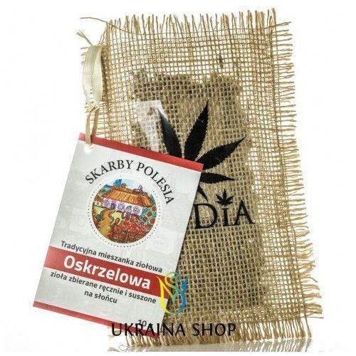 Herbata ziołowa oskrzelowa, 50 g marki India cosmetics