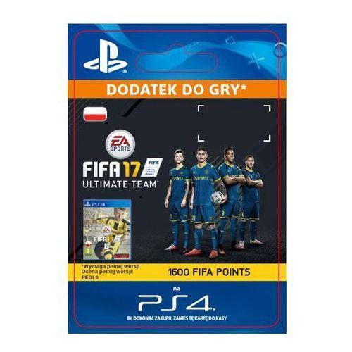 FIFA 17 1600 Punktów [kod aktywacyjny]
