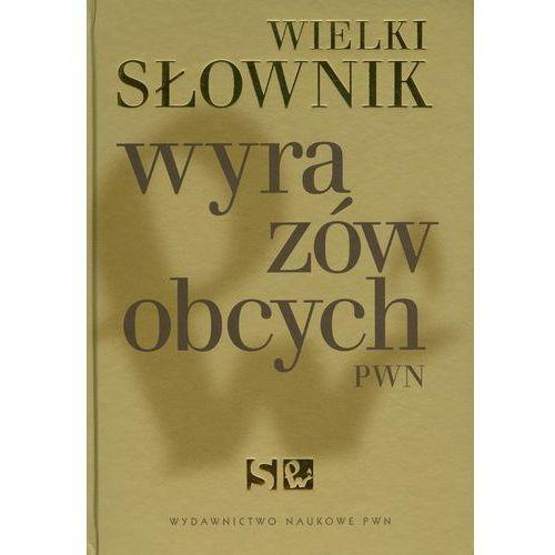 Wielki słownik wyrazów obcych (9788301144555)