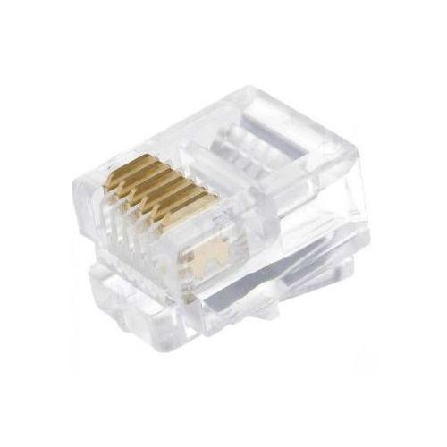Import Wtyk modularny 6 pinowy (6 styków) rj-12
