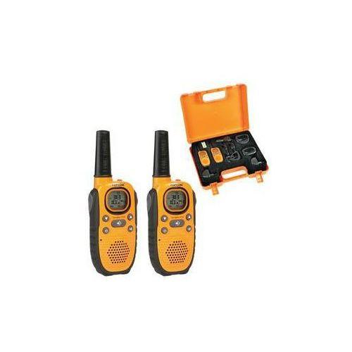 Topcom Krótkofalówki  9100 (5411519010568) pomarańczowa