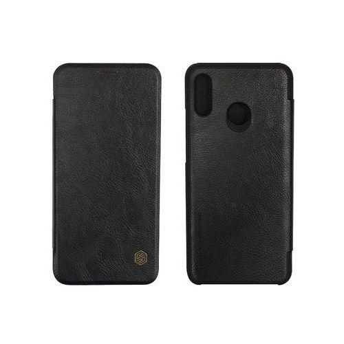 Huawei Nova 3 - etui na telefon Nillkin Qin - czarny