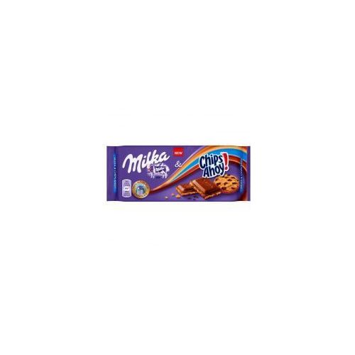 Czekolada Milka Chips Ahoy! 100 g