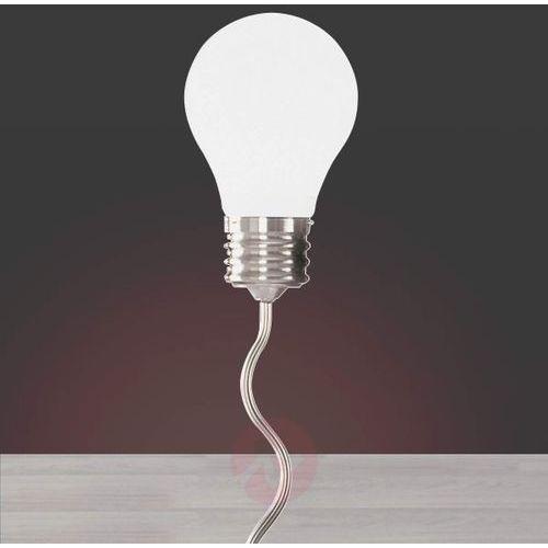Trio 3401 lampa stojąca Nikiel matowy, 1-punktowy - Nowoczesny/Design/Lokum dla młodych/Wesoły, śmieszny - Obszar wewnętrzny - 3401 - Czas dostawy: od 4-8 dni roboczych (4017807057676)