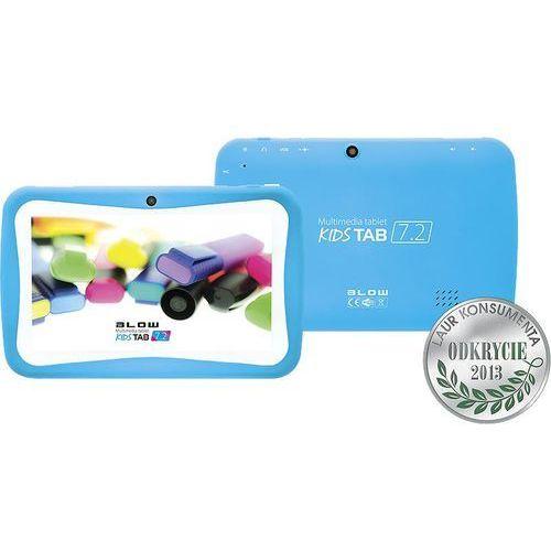 BLOW Tablet kidsTAB 7'' QUAD CORE BLUE + etui, 1_355701