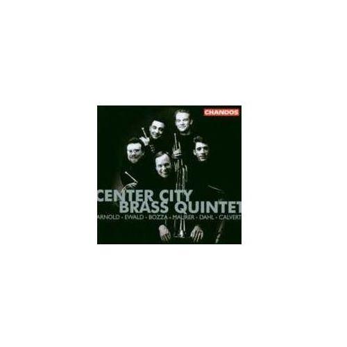 Quintet, Sonatine, Three Pieces, Music For Brass Instruments (0095115101728)