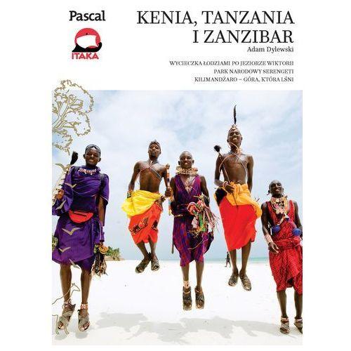Pascal Kenia, Tanzania, Zanzibar Złota Seria, oprawa miękka