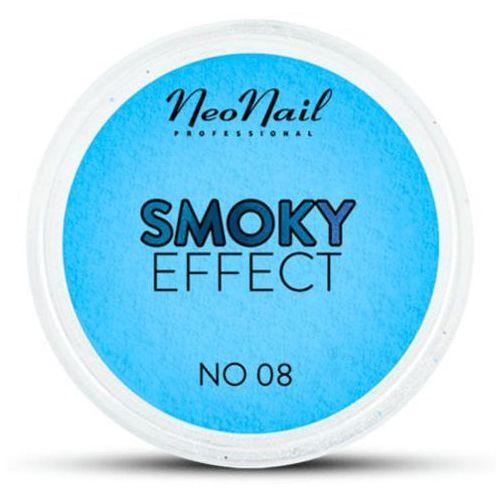 OKAZJA - Neonail smoky effect pyłek no 08 (niebieski)