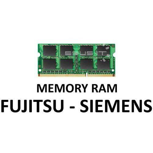 Pamięć RAM 4GB FUJITSU-SIEMENS Lifebook A Series A6210 DDR3 1066MHz SODIMM