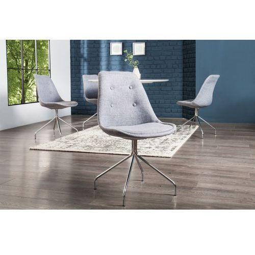 Krzesło ragno szare marki Interior