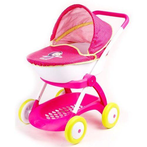 SMOBY Masha - Wózek dla lalek z kategorii Wózki dla lalek