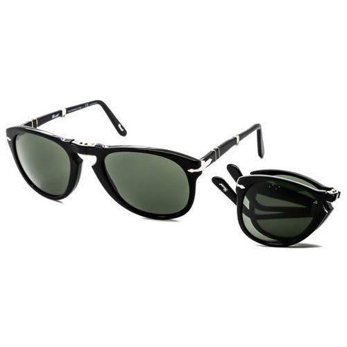 Okulary słoneczne po0714 folding polarized 95/58 marki Persol