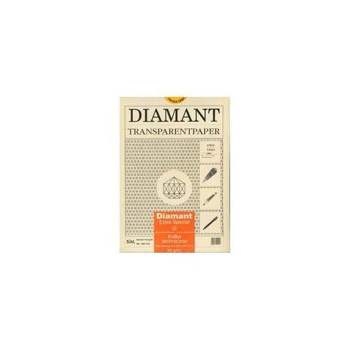 Koh i noor Kalka Techniczna Diamant A4 90g/m2 100a (5902927100557)