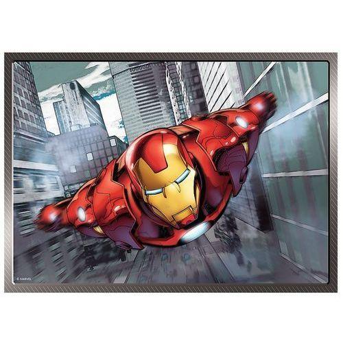 Puzzle TREFL 4w1 Avengers (35/48/54/70 elementów), 6462