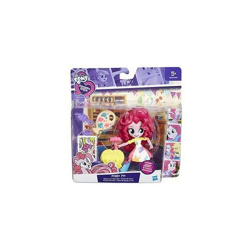 My little pony equestria girls mini lalki z akcesoriami, pinkie pie marki Hasbro