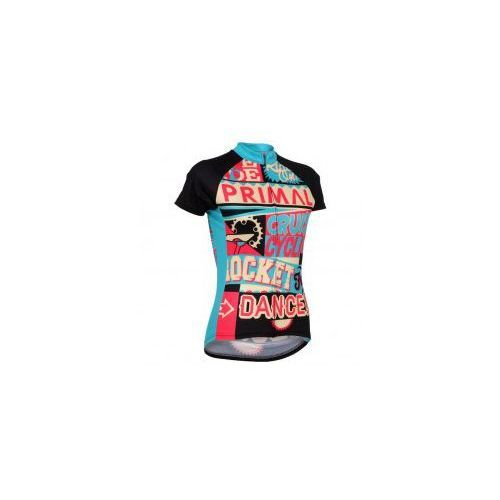Primal Damska koszulka rowerowa - rideon - nowość!