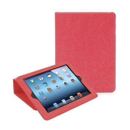 Etui na new iPad Tucano IPDAL23-R - ALA czerwone, kolor czerwony