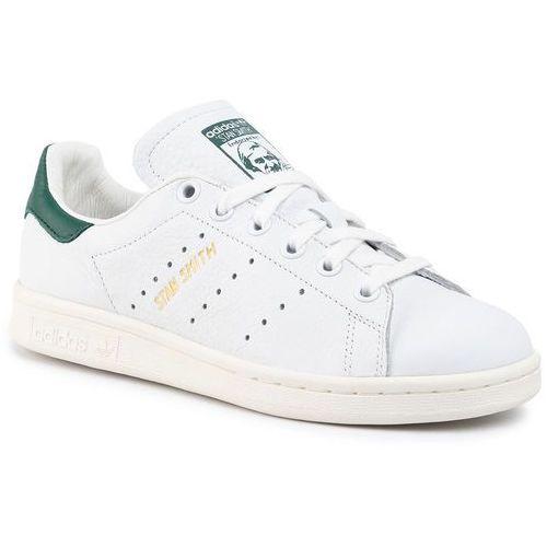 Buty adidas - CQ2871 Ftwwht/Ftwwht/Cgreen, kolor biały