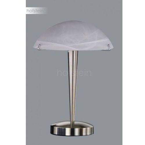 Trio 5925 lampa stołowa Nikiel matowy, 1-punktowy - Dworek/Vintage - Obszar wewnętrzny - HENK - Czas dostawy: od 3-6 dni roboczych (4017807094985)