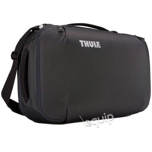 Torba podróżna plecak Thule Subterra Carry-On 40l - czarny, kolor czarny
