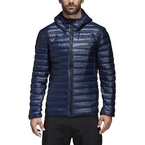 Adidas Kurtka varilite hooded down jacket bq7785