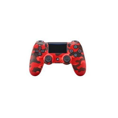 Kontroler bezprzewodowy SONY PlayStation DUALSHOCK 4 v2 Czerwony Moro (0711719949701)