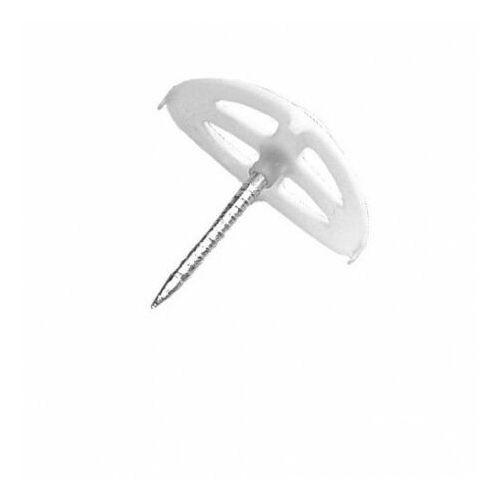 Elektro-plast Puzg uchwyt z gwoździem hartowanym 50szt. 27.111 (5905548281711)