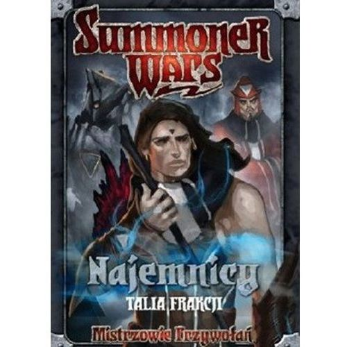 Summoner wars: talia frakcji - najemnicy marki Cube - factory of ideas