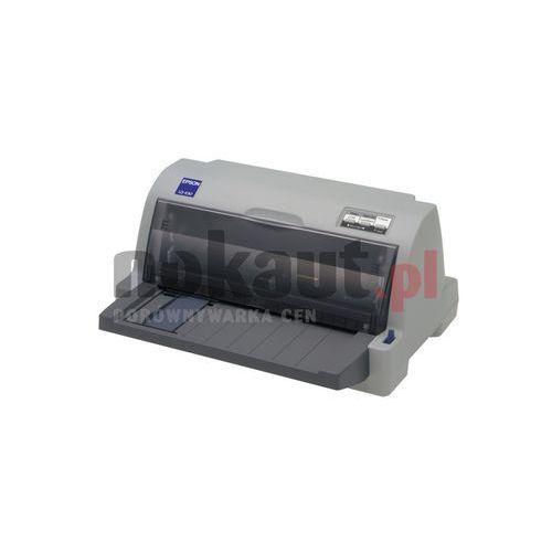 Epson LQ630 * Gadżety Epson * Eksploatacja -10% * Negocjuj Cenę * Raty * Szybkie Płatności * Szybka Wysyłka