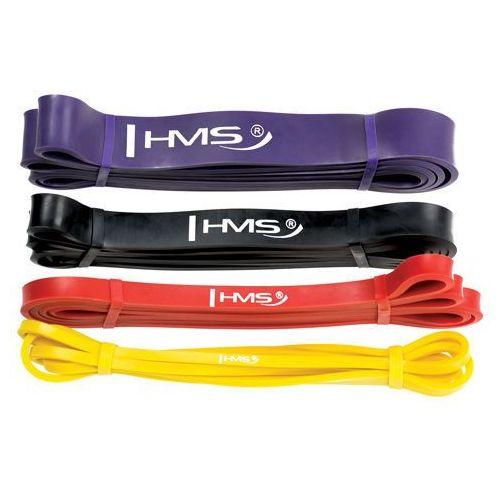 Hms gu05 set - 17-33-102 - zestaw gum do ćwiczeń